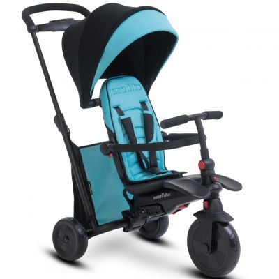 Tricycle évolutif 7 en 1 pliant smarTfold 500 bleu  par smarTrike