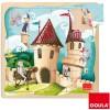 Puzzle château (25 pièces) - Goula