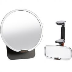 Pack miroir de surveillance Easy View and See Me TooSilver