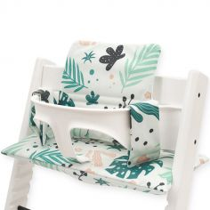 Assise pour chaise haute Stokke Tripp Trapp Leaves