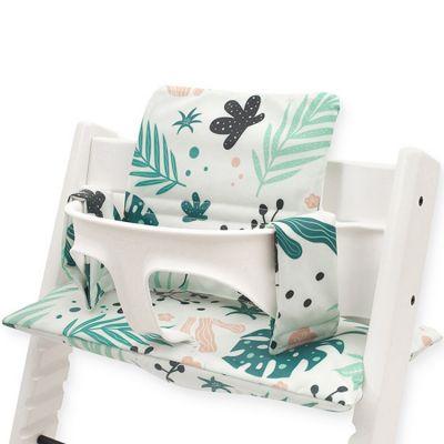 Assise pour chaise haute Stokke Tripp Trapp Leaves  par Jollein
