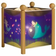 Lanterne Magique Ninon naturel