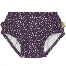 Maillot de bain couche Splash & Fun Pois violet (2 ans)  par Lässig