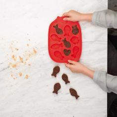 Moule à glaçons ou chocolats César Little Chef