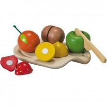 Assortiment de fruits  par Plan Toys