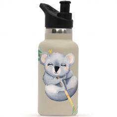 Gourde isotherme Koala embout sport (350 ml)