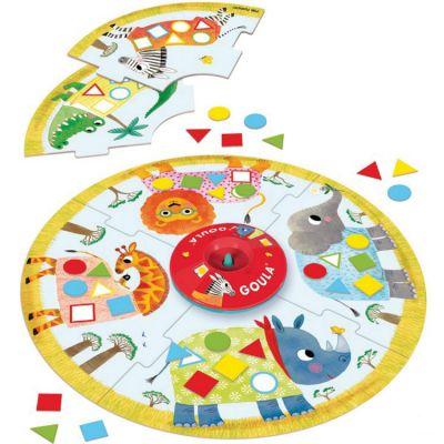 Jeu de société Safari Roulette  par Goula