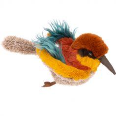 Peluche Oiseau guêpier Tout autour du monde (22 cm)