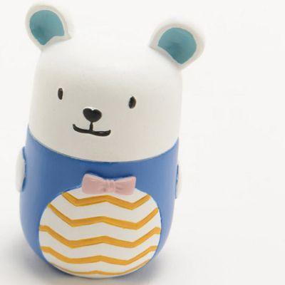 Boîte à dents ours Simon bleue  par Amadeus Les Petits