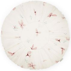 Coussin rond Windflower Creme (40 cm)
