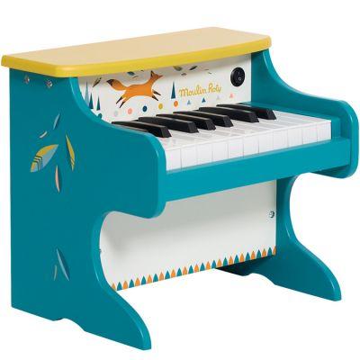 Piano électronique Le Voyage d'Olga  par Moulin Roty