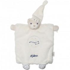 Doudou marionnette Petite étoile ourson