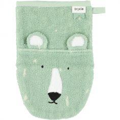 Gant de toilette ours Mr. Polar Bear
