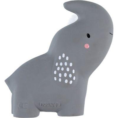 Hochet de bain Mix & Match éléphant gris  par Noukie's