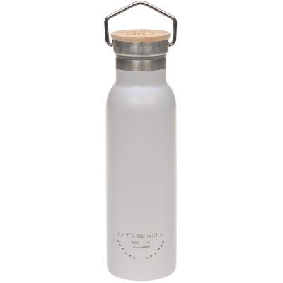 Thermos gris Adventure (460 ml)  par Lässig