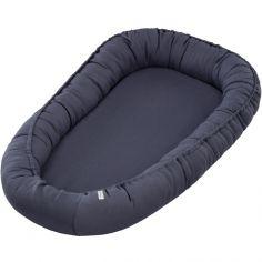 Réducteur de lit bleu denim Pure nature