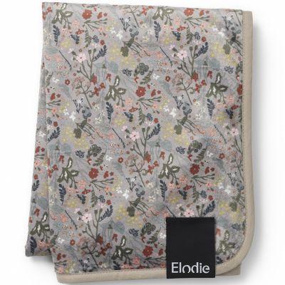 Couverture polaire fleur Vintage Flower (100 x 75 cm)  par Elodie Details