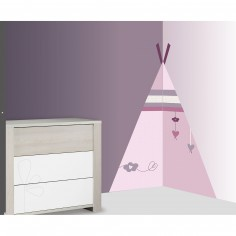 stickers muraux chambre bb et enfant berceau magique. Black Bedroom Furniture Sets. Home Design Ideas