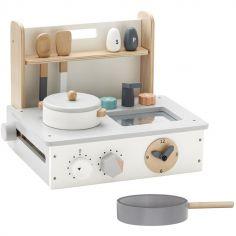 Mini cuisine enfant en bois Bistro