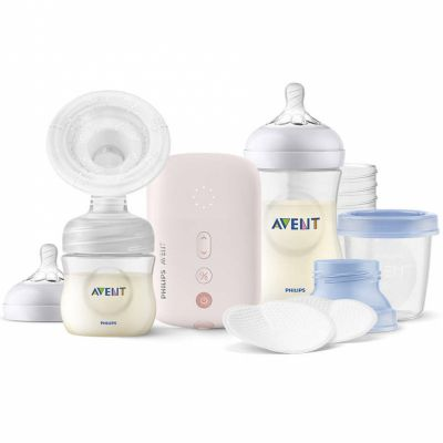 Pack tire-lait électrique simple Natural nude  par Philips AVENT