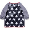 Tablier plastifié Navy Star (5-8 ans) - Penny scallan