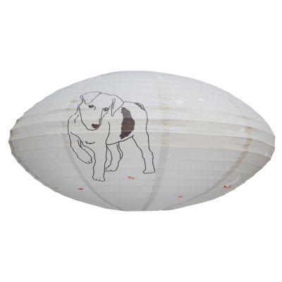 boule japonaise ovale chien 60 cm par mimi 39 lou. Black Bedroom Furniture Sets. Home Design Ideas