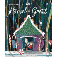 Livre à découpes Hänsel et Gretel