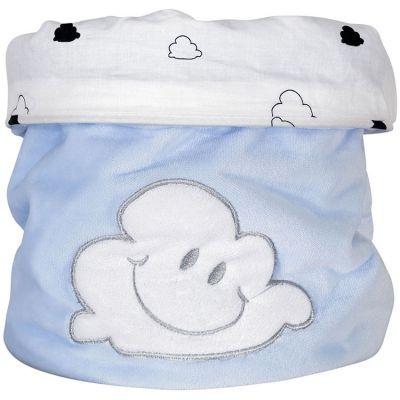 Panier de toilette nuage Dreams (22 cm) Trois Kilos Sept