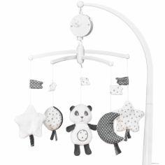Mobile musical panda Chao Chao