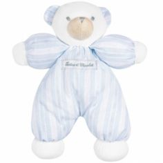 Peluche ours bleu Collection 1977 (25 cm)