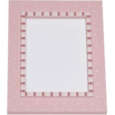 Cadre photo rectangle Mila (21 x 27 cm)