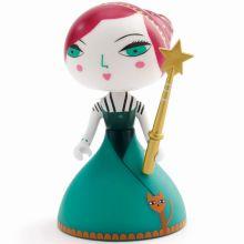 Poupée de plastique Princesse Rosalia (11 cm)  par Djeco