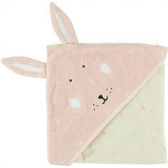 Cape de bain lapin Mrs. Rabbit (75 x 75 cm)