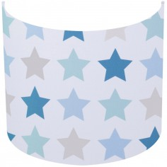 Applique murale Mixed stars mint (20 x 24 cm)