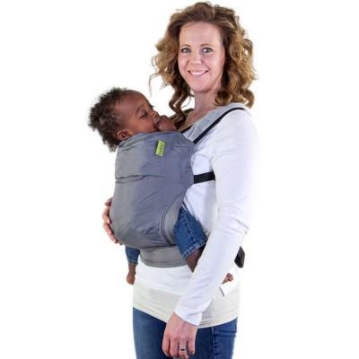Porte bébé nomade Boba Air gris