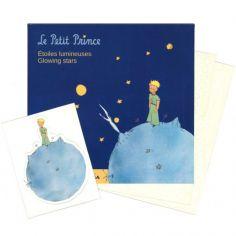 Petites étoiles fluorescentes autocollantes Petit Prince