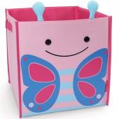 Cube de rangement Zoo papillon - Skip Hop