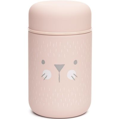 Thermos alimentaire Hygge Baby lapin rose (350 ml)  par Suavinex
