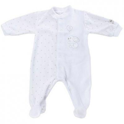 Pyjama chaud Basile (1 mois)  par Nougatine