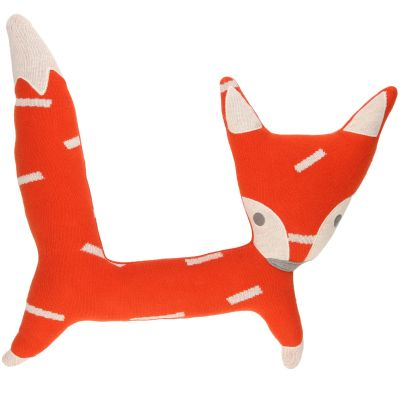 Coussin doudou renard (45 x 45 cm) Art for Kids