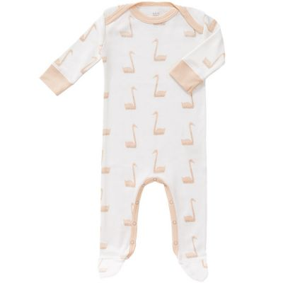 Pyjama léger Cygne pêche (0-3 mois)  par Fresk