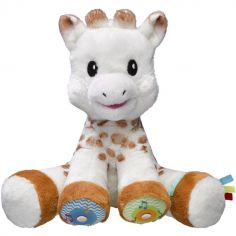 Peluche intéractive Sophie la girafe Fresh Touch
