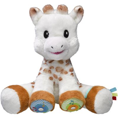 Peluche intéractive Sophie la girafe Fresh Touch  par Sophie la girafe