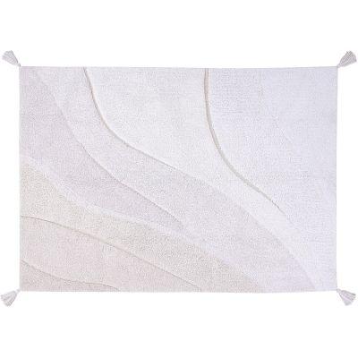 Tapis en coton lavable Tribute to Cotton Shades (140 x 200 cm)  par Lorena Canals