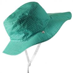 Chapeau Kapel anti-UV Green Mood (6-12 mois)