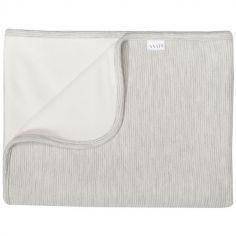 Couverture polaire Powder stripes (100 x 150 cm)