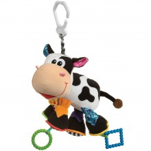 Jouet à suspendre Mon amie la vache  par Playgro