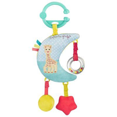 Lune musicale à suspendre  par Sophie la girafe