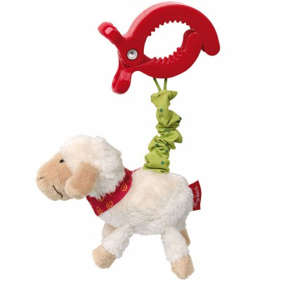 Jouet à suspendre mouton (10 cm) Sigikid