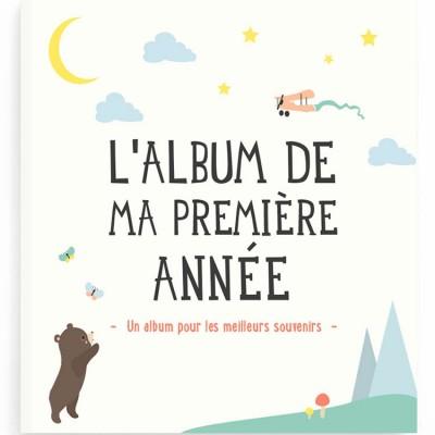 Album souvenirs Ma première année